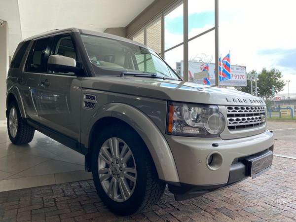 2010 Land Rover Discovery 4 3.0 Tdv6 Hse  Gauteng Boksburg_0
