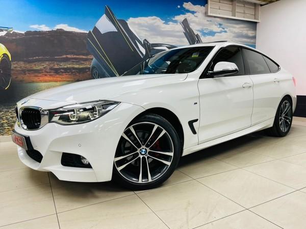2017 BMW 3 Series 320d GT M SPORT AUTO PAN ROOF XENONS FSH Gauteng Benoni_0