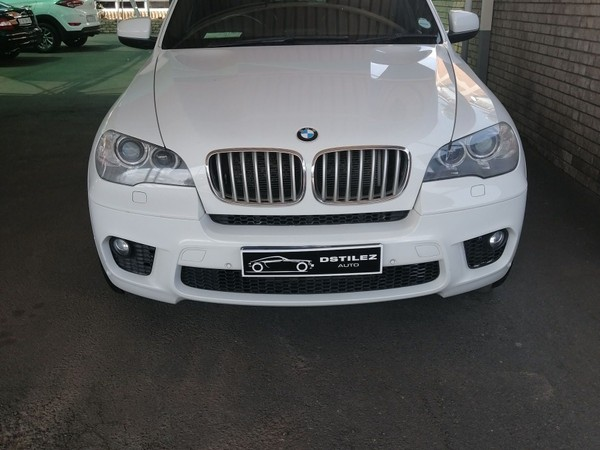 2011 BMW X5 Xdrive40d M-sport At  Gauteng Pretoria_0