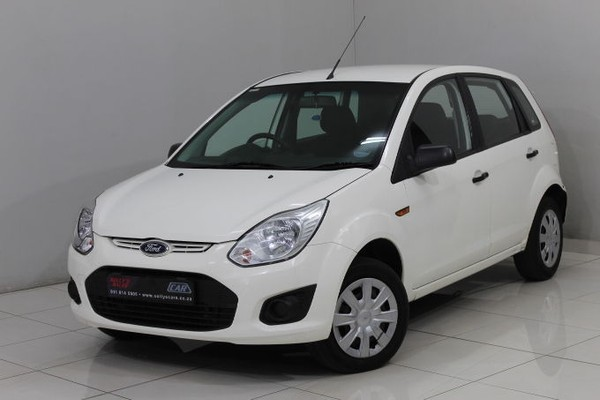 2016 Ford Figo 1.4 Tdci Ambiente Manual Gauteng Nigel_0