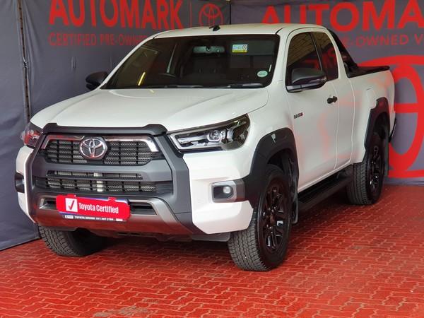2021 Toyota Hilux 2.8 GD-6 RB Legend PU ECab Gauteng_0