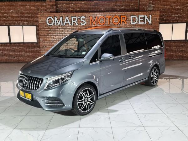 2019 Mercedes-Benz V-Class V250d  Avantgarde Auto Mpumalanga Witbank_0