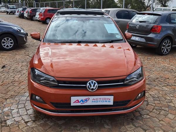 2018 Volkswagen Polo 1.0 TSI Highline Auto 85kW Gauteng Lenasia_0