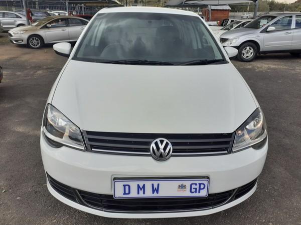 2017 Volkswagen Polo Vivo GP 1.4 Conceptline 5-Door Gauteng Johannesburg_0