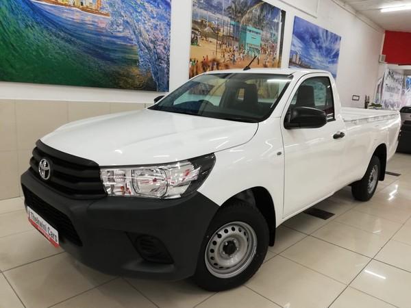 2021 Toyota Hilux 2.0 VVT Single Cab Bakkie Kwazulu Natal Durban_0