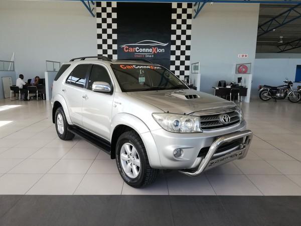 2010 Toyota Fortuner 3.0d-4d Rb  Eastern Cape East London_0
