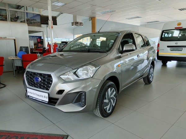 2021 Datsun Go 1.2 Mid 7-seat North West Province Brits_0