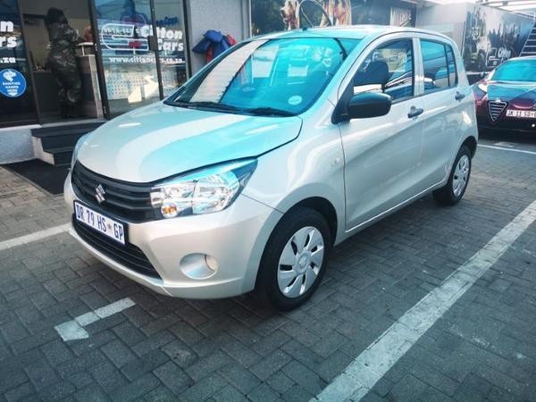 2015 Suzuki Celerio 1.0 GA Gauteng Pretoria_0
