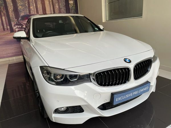 2016 BMW 3 Series 320d GT M Sport Auto Gauteng Midrand_0