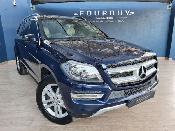 2013 Mercedes-Benz GL Gl 350 Cdi Be  Gauteng Four Ways_0