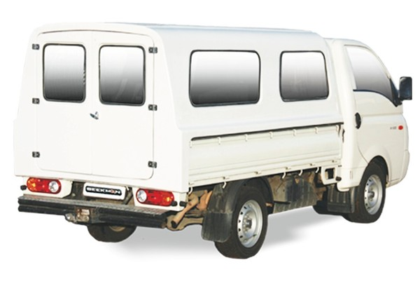 2021 Hyundai H100 Bakkie 2.6d Ac Fc Ds  Gauteng Benoni_0