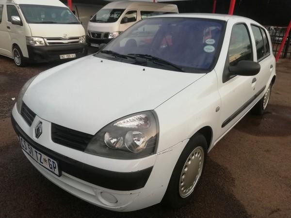 2005 Renault Clio 1.4 Expression  Gauteng Montanapark_0