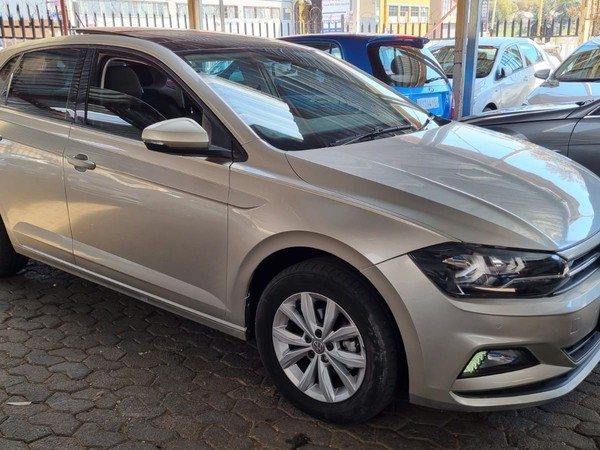 2019 Volkswagen Polo 1.0 TSI Comfortline Gauteng Jeppestown_0