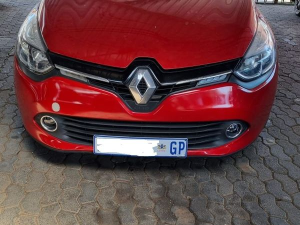2014 Renault Clio IV 1.2 Authentique 5-Door 55KW Gauteng Jeppestown_0