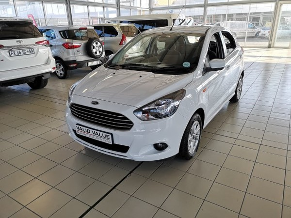 2018 Ford Figo 1.5Ti VCT Ambiente 5-Door Eastern Cape East London_0
