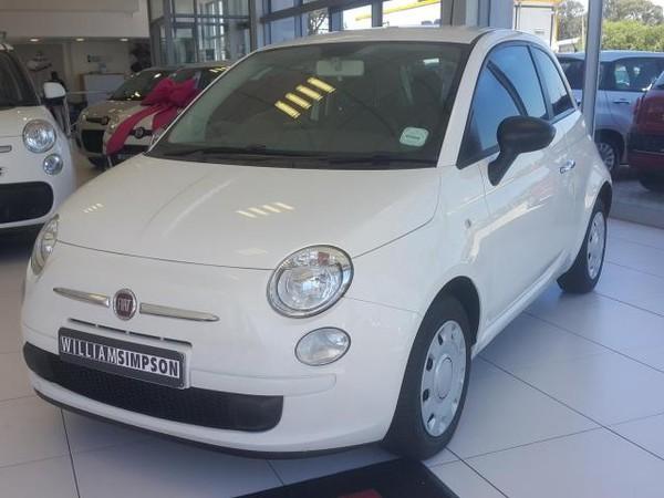 2014 Fiat 500 1.2  Western Cape Cape Town_0