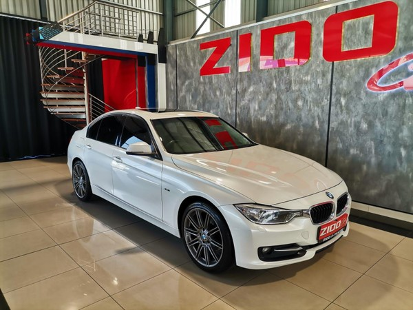 2014 BMW 3 Series 320d Sport Line At f30  Gauteng Kempton Park_0