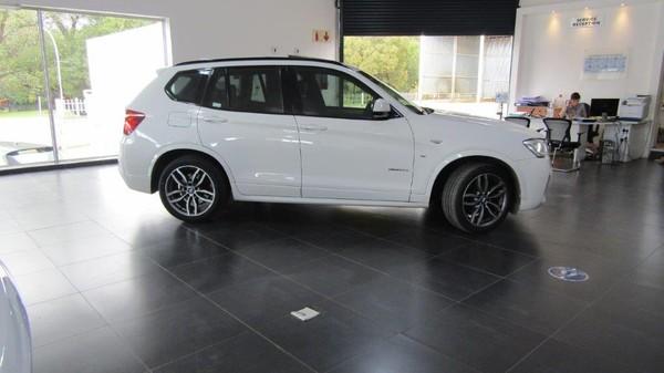 2016 BMW X3 xDRIVE20d M Sport Auto Free State_0