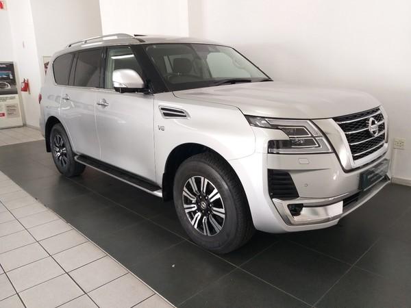 2021 Nissan Patrol 5.6 V8 LE Premium Gauteng Centurion_0