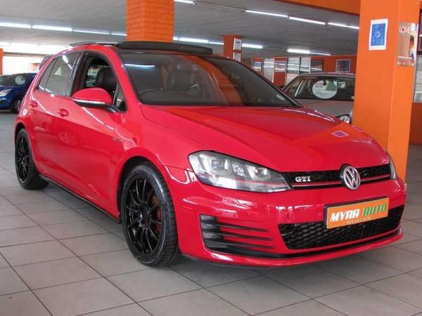 2013 Volkswagen Golf VII GTi 2.0 TSI DSG Western Cape Cape Town_0