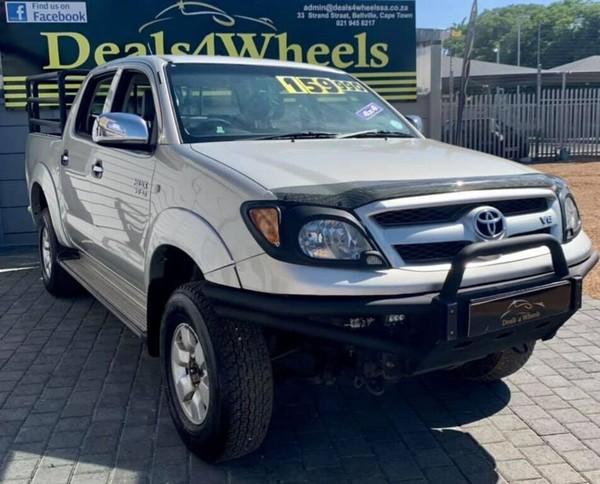2006 Toyota Hilux 4.0 At Raider 4x4 Pu Dc  Western Cape Bellville_0