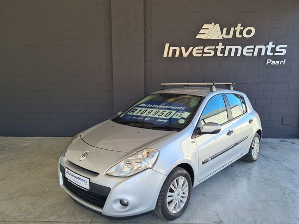 2012 Renault Clio Iii 1.6 Yahoo Plus 5dr  Western Cape Paarl_0