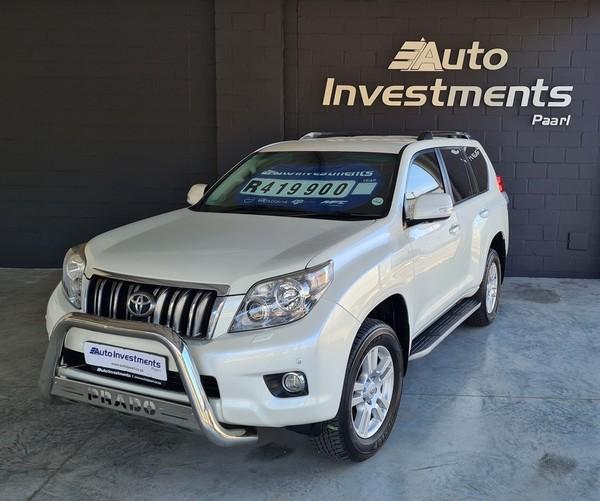 2011 Toyota Prado Vx 3.0 Tdi At  Western Cape Paarl_0