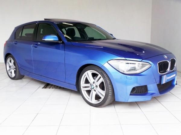 2014 BMW 1 Series 116i 5-dr M Sport Auto Gauteng Randburg_0