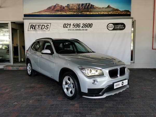 2015 BMW X1 Sdrive20d At  Western Cape Goodwood_0