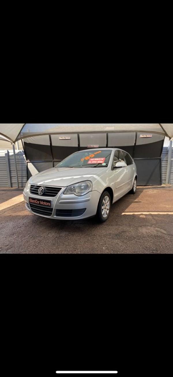 2008 Volkswagen Polo 1.6 Comfortline At  Gauteng Pretoria_0