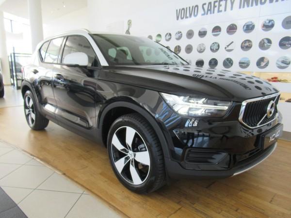 2021 Volvo XC40 T3 Momentum Geartronic Gauteng Johannesburg_0
