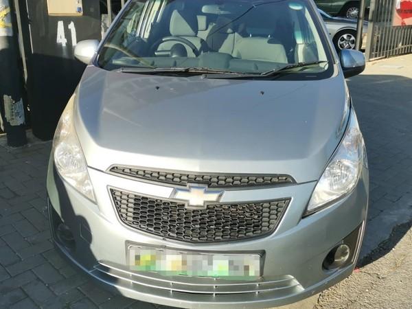 2012 Chevrolet Spark 1.2 L 5dr  North West Province Klerksdorp_0