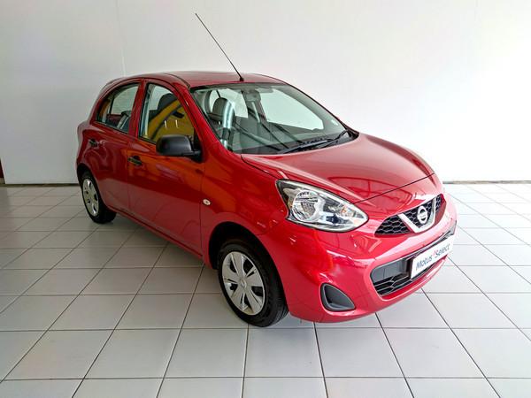 2019 Nissan Micra 1.2 Active Visia Gauteng Centurion_0