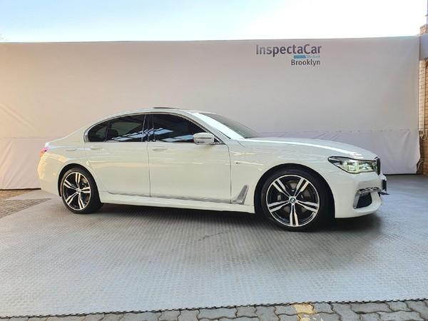 2016 BMW 7 Series 730d M Sport Gauteng Pretoria_0
