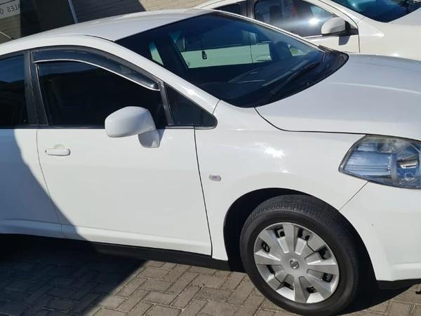 2013 Nissan Tiida 1.6 Visia  MT Hatch Eastern Cape Port Elizabeth_0