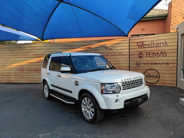 2013 Land Rover Discovery 4 3.0 Tdv6 Se  Gauteng Rosettenville_0