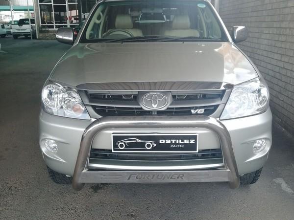 2007 Toyota Fortuner 4.0 V6 Auto 4x4 Gauteng Pretoria_0
