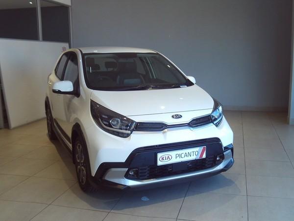 2021 Kia Picanto 1.2 AT PE Gauteng Roodepoort_0