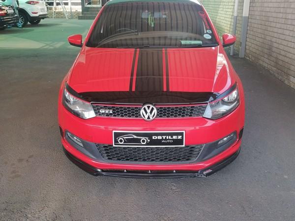 2011 Volkswagen Polo Gti 1.4tsi Dsg  Gauteng Pretoria_0