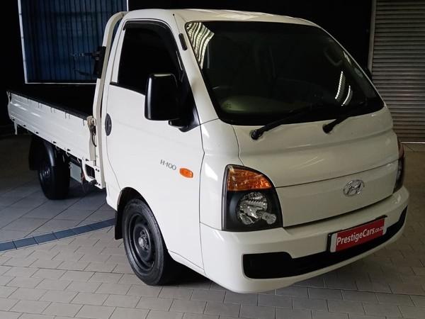 2018 Hyundai H100 Bakkie 2.6d Fc Ds  Kwazulu Natal Pinetown_0