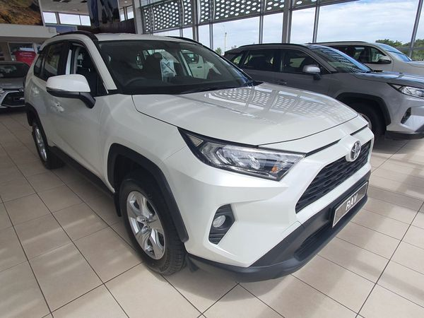 2021 Toyota RAV4 2.0 GX CVT Western Cape Table View_0