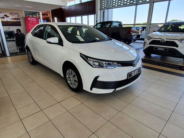 2021 Toyota Corolla Quest 1.8 Western Cape Table View_0