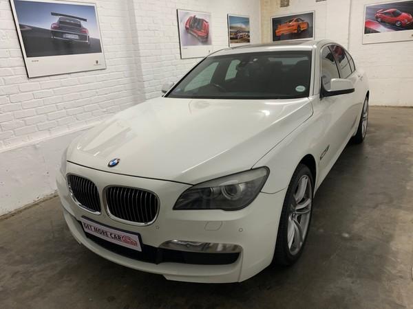 2012 BMW 7 Series 730d M Sport f01  Gauteng Rivonia_0