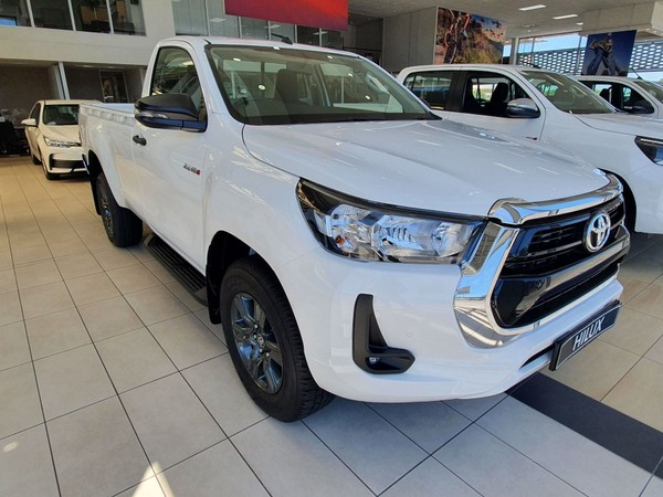 2021 Toyota Hilux 2.4 GD-6 RB Raider Single Cab Bakkie Western Cape Table View_0