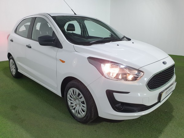 2020 Ford Figo 1.5Ti VCT Ambiente 5-Door Gauteng Alberton_0