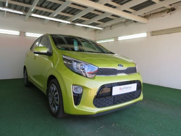 2021 Kia Picanto 1.2 Smart Gauteng Boksburg_0
