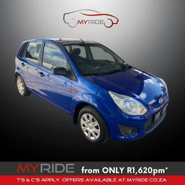 2013 Ford Figo 1.4 Ambiente Western Cape Malmesbury_0
