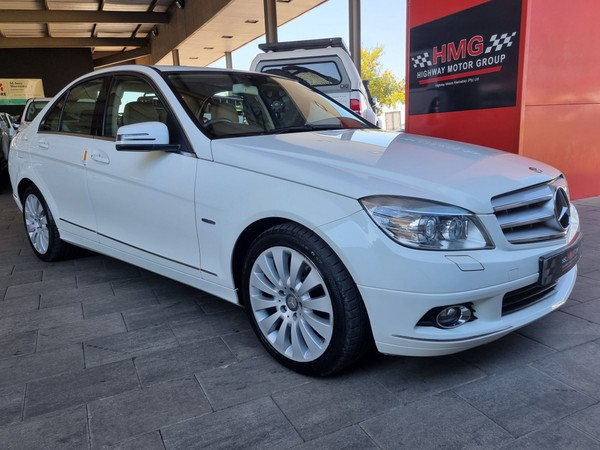 2010 Mercedes-Benz C-Class C180k Be Elegance At  North West Province Klerksdorp_0