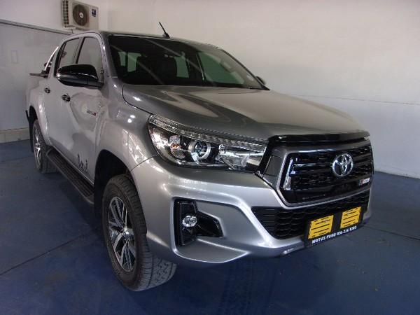 2018 Toyota Hilux 2.8 GD-6 Raider 4X4 Auto Double Cab Bakkie Free State Kroonstad_0
