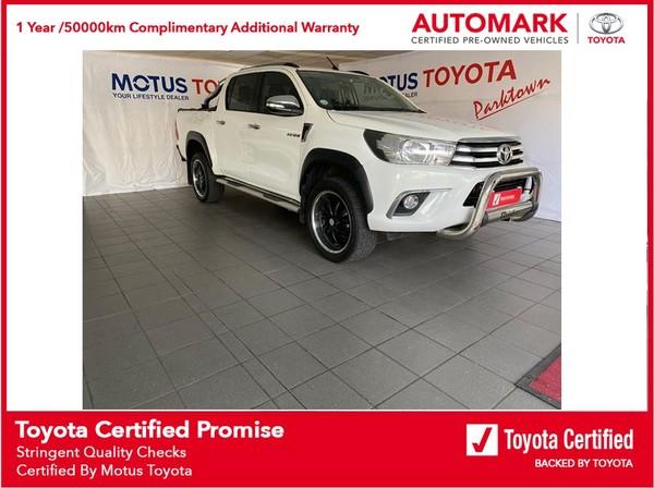 2016 Toyota Hilux 2.8 GD-6 Raider 4x4 Double Cab Bakkie Gauteng Johannesburg_0